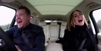 Late Late Show – Carpool Karaoke with Adele