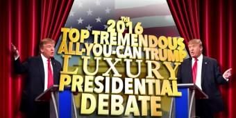 Late Show – All Trump Debate