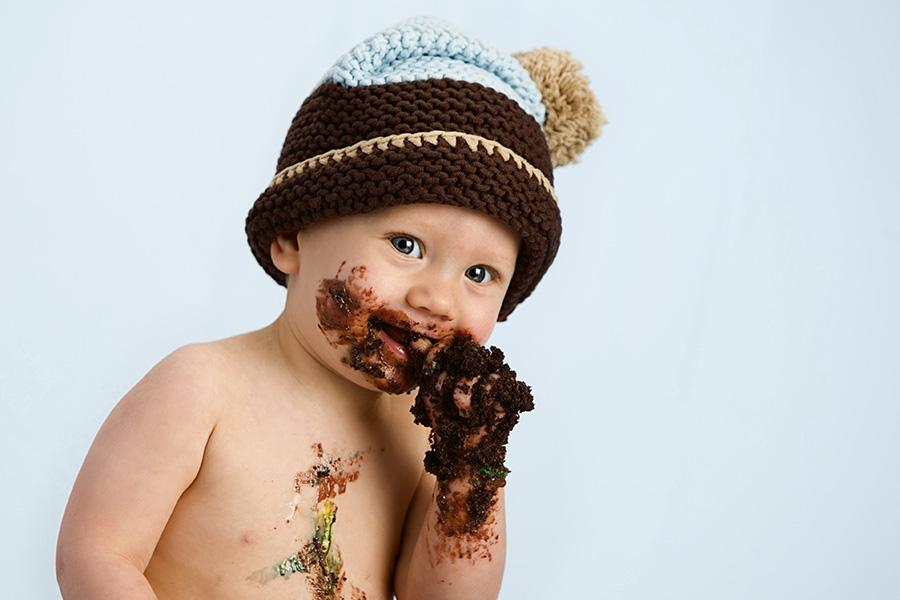 Baby Smash Cake