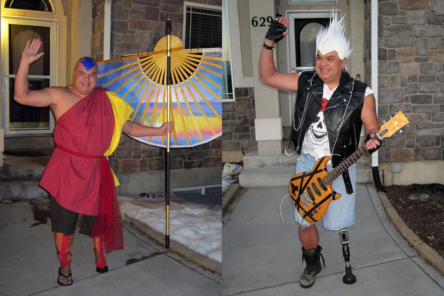 Costume Dad 002